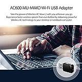 D-Link USB WiFi Adapter AC600 Mini Wireless