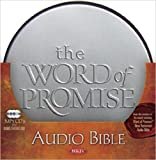 """The Word of Promise Complete Audio Bible MP3-CD (Bible Nkjv) By Thomas Nelson(A) [Audiobook, MP3 CD]"""