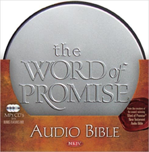 """""""The Word of Promise - Complete Audio Bible MP3-CD (Bible Nkjv) By Thomas Nelson(A) [Audiobook, MP3 CD]"""""""
