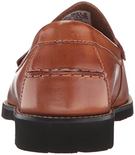 Rockport Mens Stil Seeker Öre Loafer Cognac
