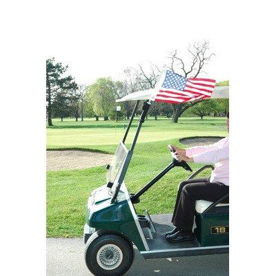 Golf Cart Flagpole