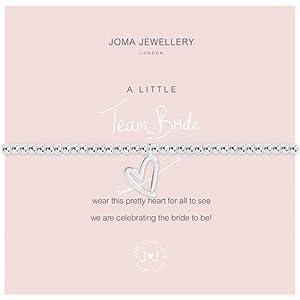 Hen Party bracelet Joma Jewellery a little Team Bride
