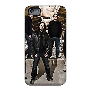 Iphone 6 UVI9793Eqrb Unique Design Nice Loudblast Band Pattern Excellent Hard Cell-phone Cases -DannyLCHEUNG