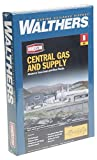 #7: Walthers SceneMaster Central Gas & Supply - Kit Train Collectable Train