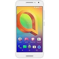 "Smartphone Alcatel A3 5046JH Branco, Dual Chip, Tela 5"", Câm. 8MP, 16GB, TV Digital, 4G. Android 6.0"