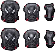 GAOAG Sports Protective Gear Skateboard Knee Pad Safety Pad Cycling Knee Elbow Wrist Protective Pads Safeguard