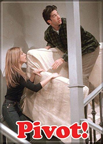 Ata-Boy Friends Rachel and Ross 'Pivot!' 2.5