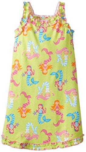 Sara's Prints Little Girls' Ruffle Tank Nightgown