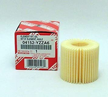 Amazon genuine toyota prius oil filter 12 case qty 5 genuine toyota prius oil filter 12 case qty 5 04152 solutioingenieria Image collections