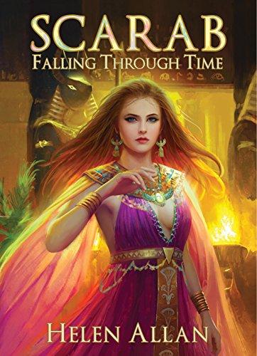 (Scarab: Falling Through Time (The Scarab Series Book 1))