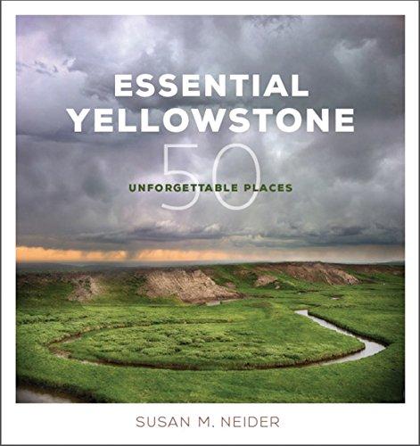 Essential Yellowstone: 50 Unforgettable Places (Best Deal On Geyser)