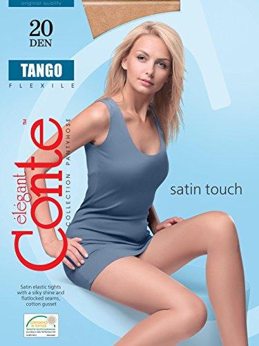 Conte Elegant Tights, Tango, 20 Denier, Color: Natural (101021001)