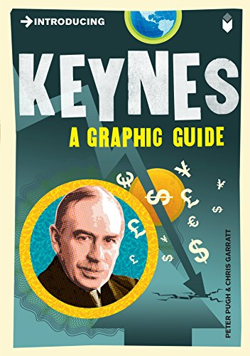 Introducing Keynes: A Graphic Guide (Introducing...) cover