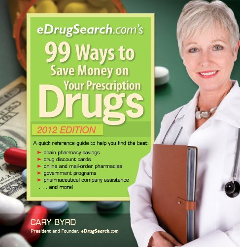 Canada Pharmacy (eDrugSearch.com's 99 Ways to Save Money On Your Prescription Drugs)