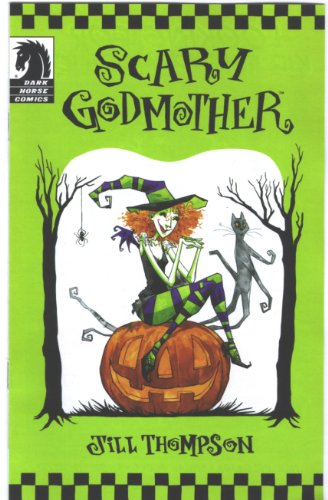 Scary Godmother Halloween Mini Comic (Scary Godmother Halloween Mini Comic)]()