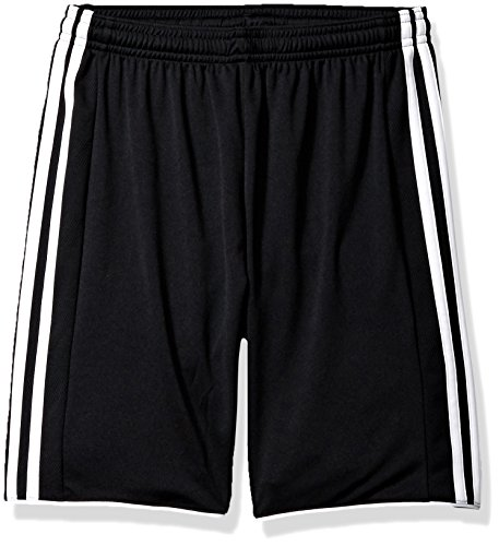 adidas Youth Soccer Tastigo 17 Shorts, Black/White, ()