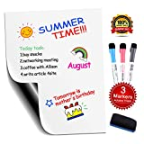 #4: Magnetic Dry Erase Whiteboard Sheet 16