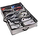 ACMETOP Extra-Large Under Bed Shoe Storage