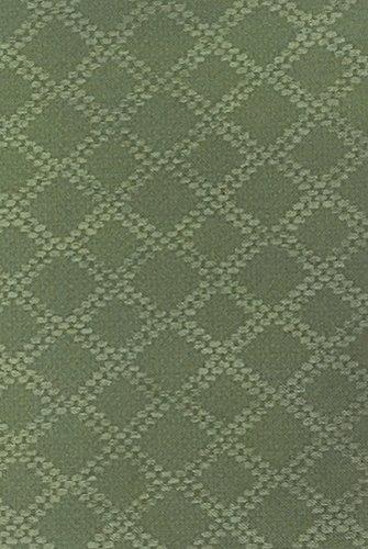 Naomi Diamond Pattern Flannel Backed Vinyl Tablecloth - 60