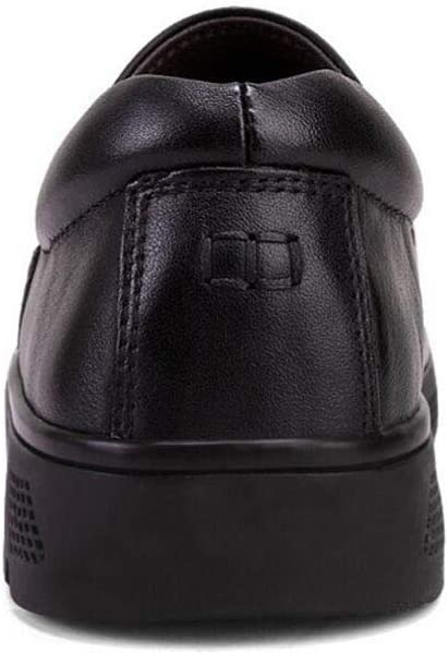 Black//Brown zxcvb Mens Leather Oxford Shoes Wedding Shoes Lace up Cap Tuxedo Formal Dress Shoes Color : Black, Size : 44 EU