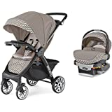 Chicco Bravo LE Stroller + KeyFit 30 Zip Infant Car Seat and Base Travel System