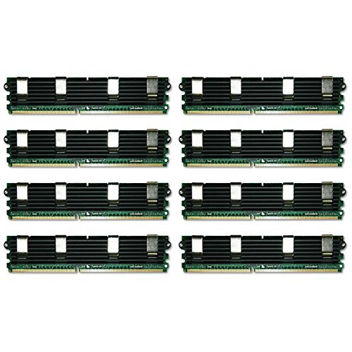 32GB Kit (8x4GB) DDR2 Fully Buffered PC2-5300 667MHz FBDIMM Memory RAM for 2006, 2007 Apple Mac Pro - Pro Ddr2 667 Fully Buffered
