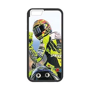 iPhone6 Plus 5.5 inch Phone Case Black Valentino Rossi BFG110095