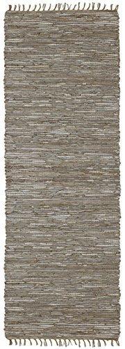 White Leather & Hemp Matador 2.5×14′ Runner Review