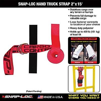 Hand Truck Strap 2