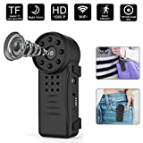 Best Body Cameras - Mini Hidden Camera Spy Camera Wireless Hidden Camera Review