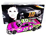 AUTOGRAPHED 2015 Danica Patrick #10 GoDaddy Racing Team PINK CAR (Final Year with GoDaddy) Stewart-Haas Team Signed Lionel 1/24 NASCAR Diecast Car with COA (#507 of only 757 produced!)