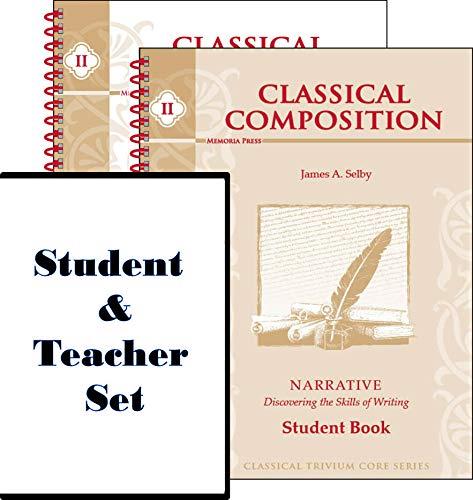 Classical Composition II: Narrative Set (Memoria Press Composition)