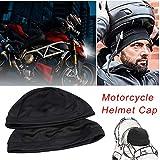 Sweat Wicking Cooling Helmet Liner - Motorcycle Helmet Inner Cap Quick Dry Breathable Hat Under Helmet Beanie Cap Bicycle Racing Cap for Helmet,Unisex