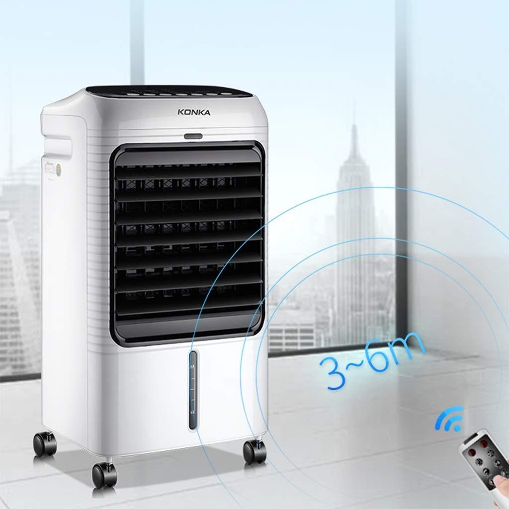 【名入れ無料】 空気クーラーリモコン B07H53ST3C control 加湿器とホイール Remote 空気冷媒除湿器 タイマー/スリープモードとファン速度3段階 パーソナルスペースクーラー Remote control B07H53ST3C Remote control, イズミグン:10cc91e9 --- svecha37.ru