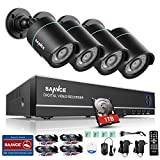 SANNCE 8-Channel 1080N Video Security System with 1TB Review and Comparison