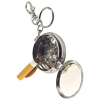 Yangge Yujum Aire Libre Mini Llavero Redondo del Cigarrillo ...