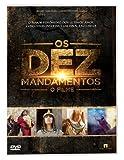 DVD Os Dez Mandamentos O Filme [ The Ten Commandments ] [ Subtitles in English + Portuguese + Spanish + French + Italian ] [ NTSC and Region ALL ] by Giselle Iti?
