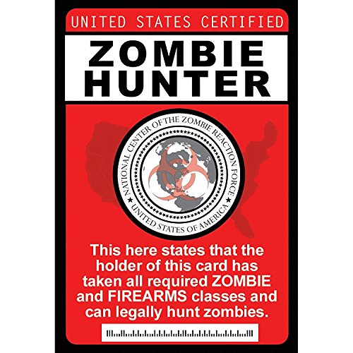 Zombie Hunter Necklace...