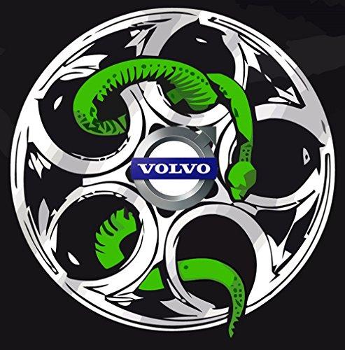Volvo - Alu Felge Auto Logo car T-Shirt -641