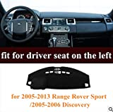 car accessories dashboard cover - HEALiNK Car Dashboard Cover Mat For Land Rover Range Rover Sport 2005-2013/Discovery 2005 2006