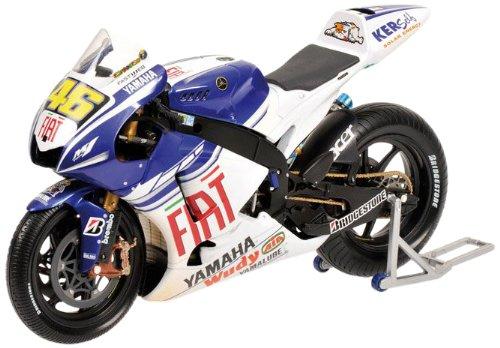 Minichamps Yamaha Yzr M1 (Minichamps Valentino Rossi Fiat Yamaha YZR-M1 Moto GP 2008 Indianapolis)