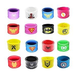 DIY House 16 Pack Superheroes ...