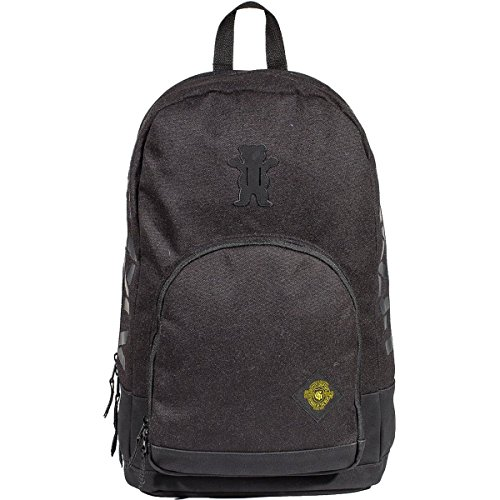 Grizzly G-Script Backpack Black (Continental Rucksack)