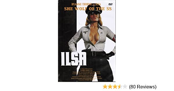 Amazon com: Ilsa, She Wolf of the SS [DVD]: Dyanne Thorne, George