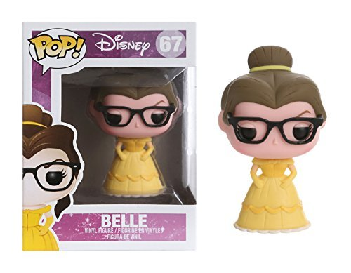 Hot Hipster - Funko Pop ! Hipster Nerd Belle Hot Topic Exclusive #67