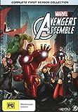 Marvel Avengers Assemble Season 1   NON-USA Format   PAL   Region 4 Import - Australia