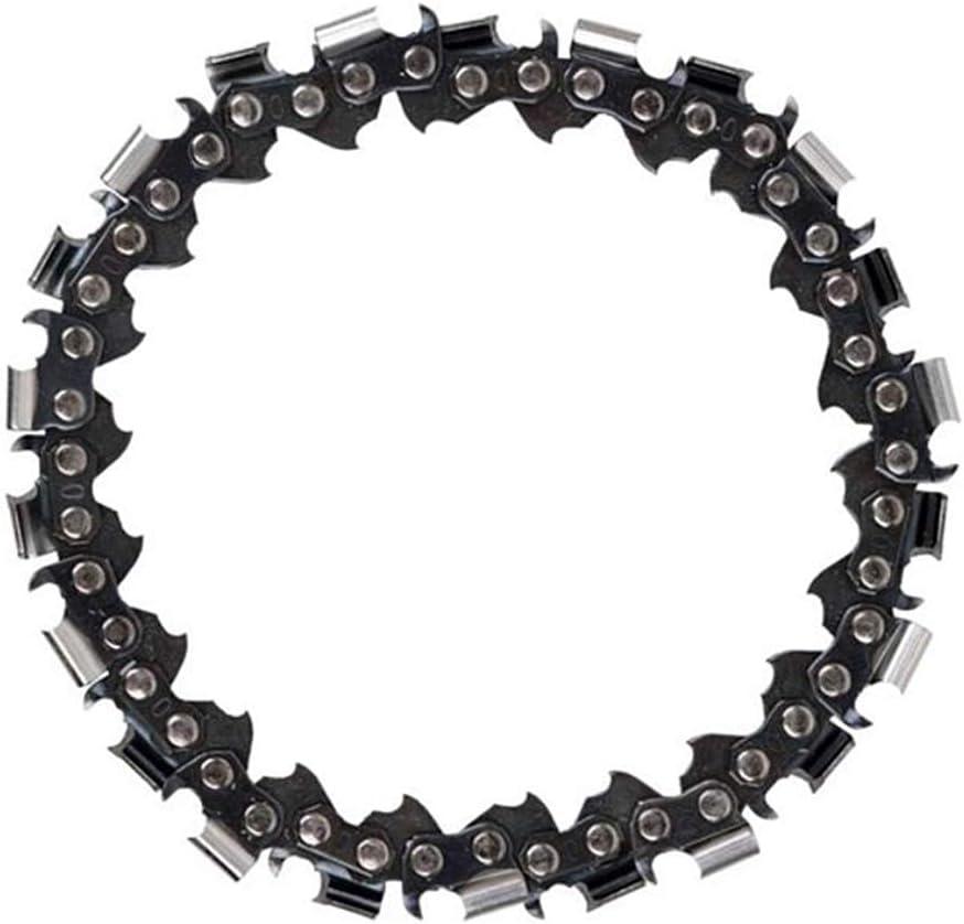 4-Zoll-Schleifer Kettenscheibe Winkelschleifer Kettenplatte 22 Zahnschleifmittel f/ür die Holzbearbeitung Carving Kettenplatte Kettenscheibe
