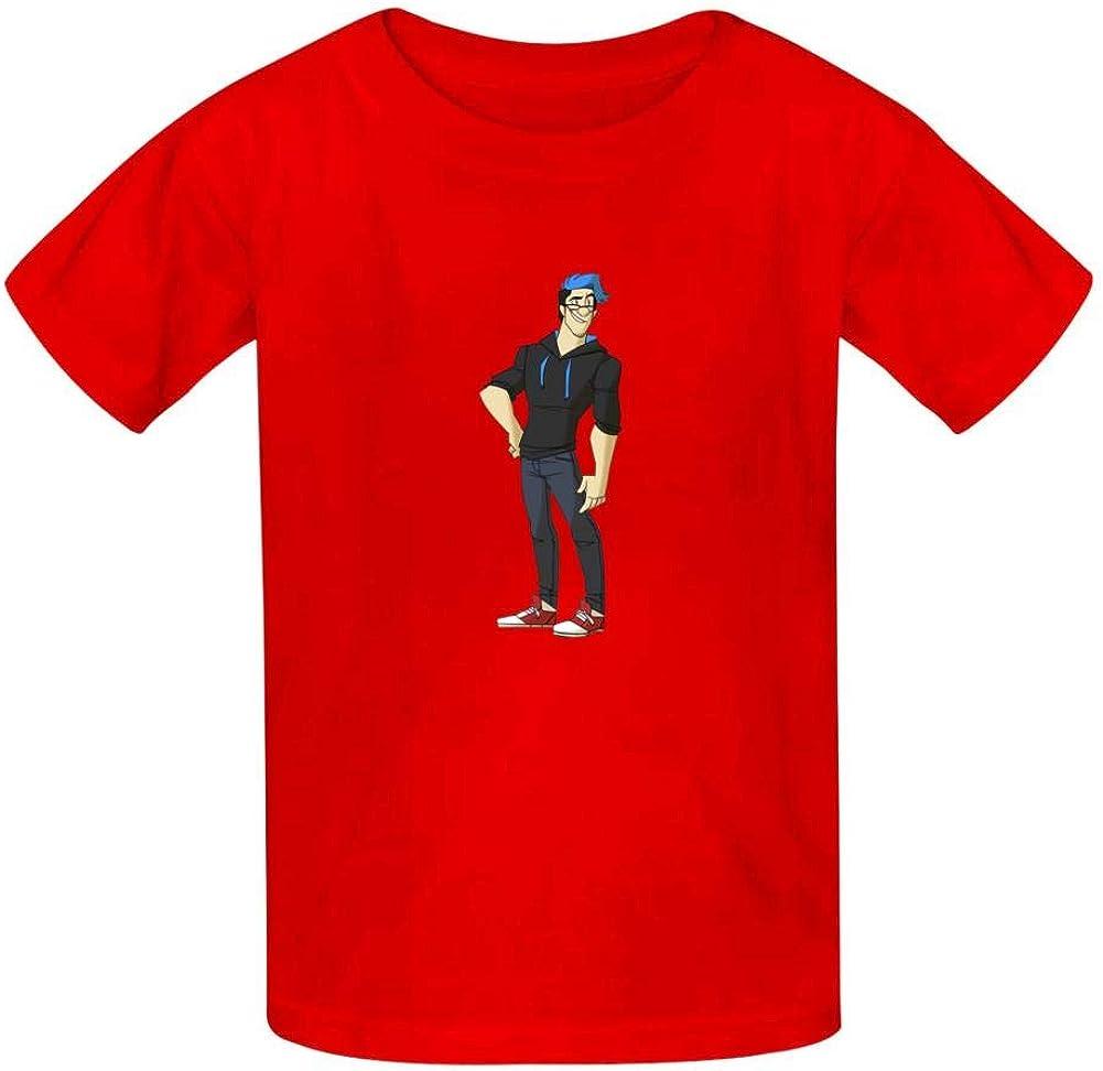 BTXX Markiplier Children t-Shirt Boys Shirts Funny Kids Short Sleeve t Shirt