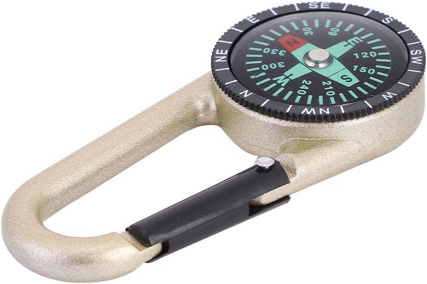 Seacanl Mosquetón Mini Compass, con Mosquetón Compass, Uso ...