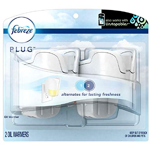Febreze Noticeables Dual Scented Oil Warmer, 1.75-Ounce, 2 Count by Febreze (Image #2)